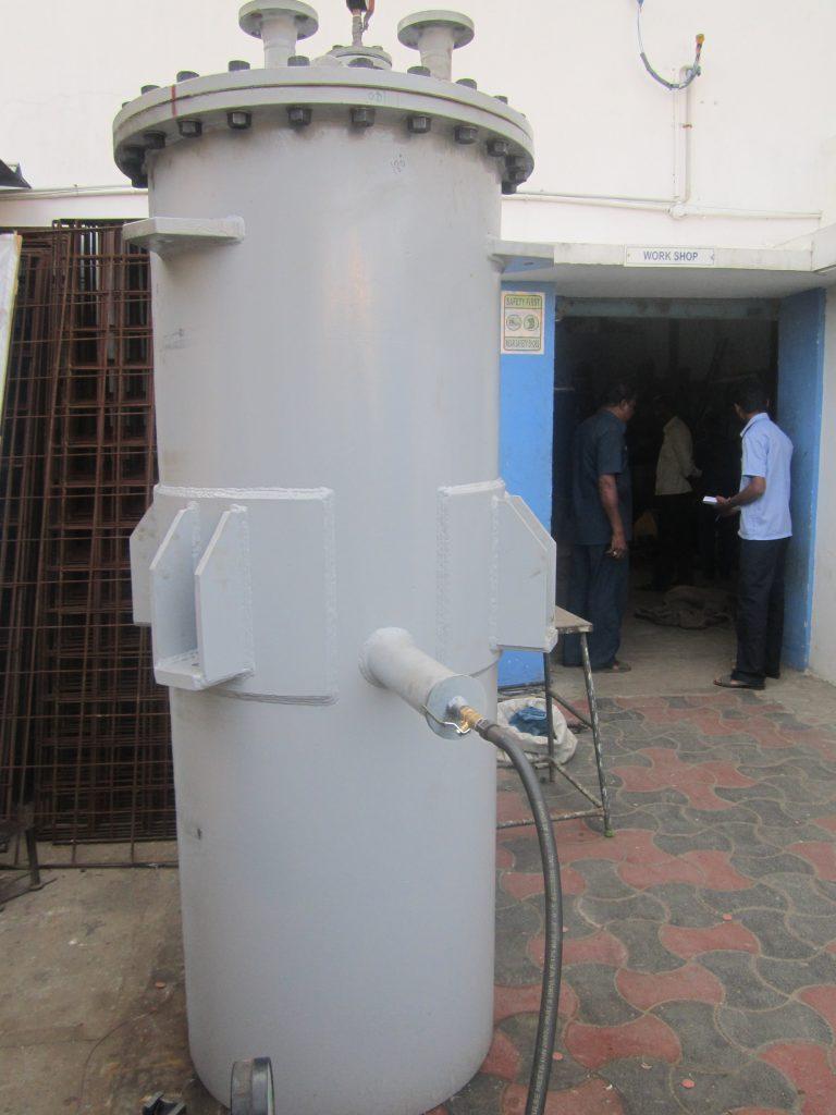 Helica Coil Heat Exchanger