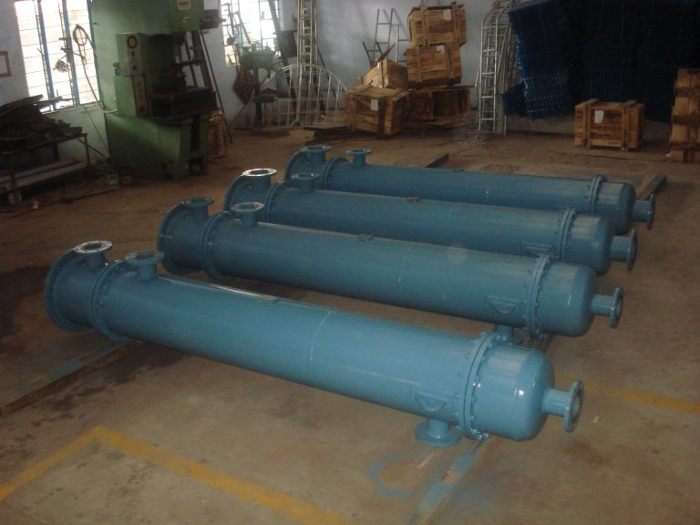 Shell And Type Heat Exchangers