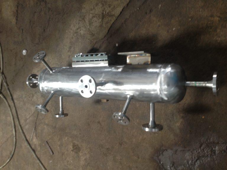 Ss high pressure heat exchanger