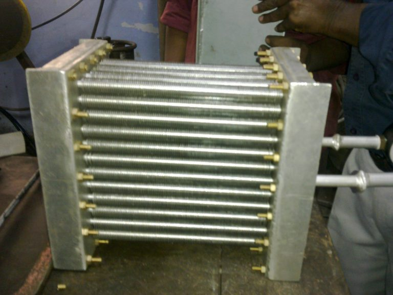 fin type heat exchanger