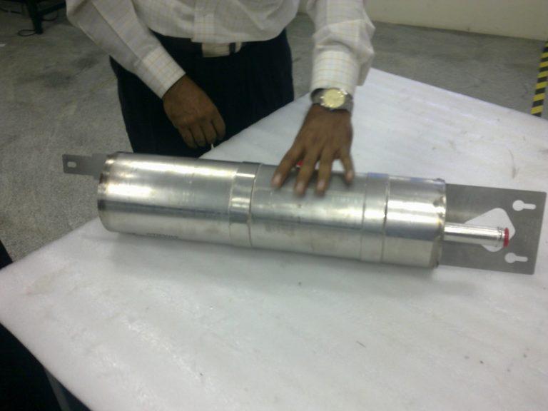 reactor type heat exchanger