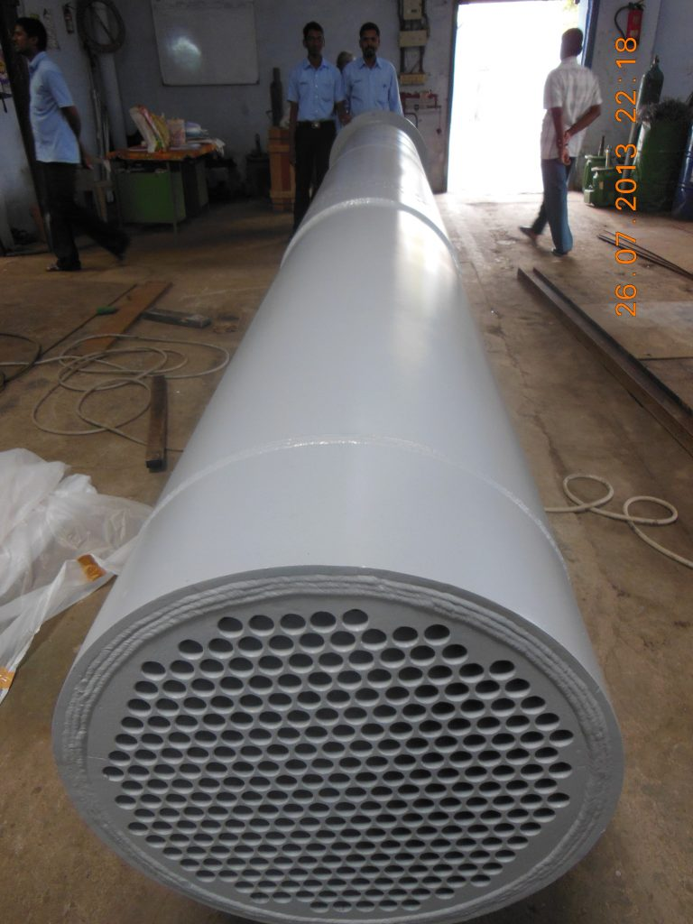 Helica Coil Heat Exchanger