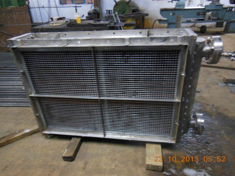 Air Fin Cooler