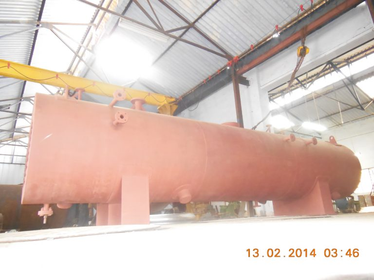Heat recovery Boilers