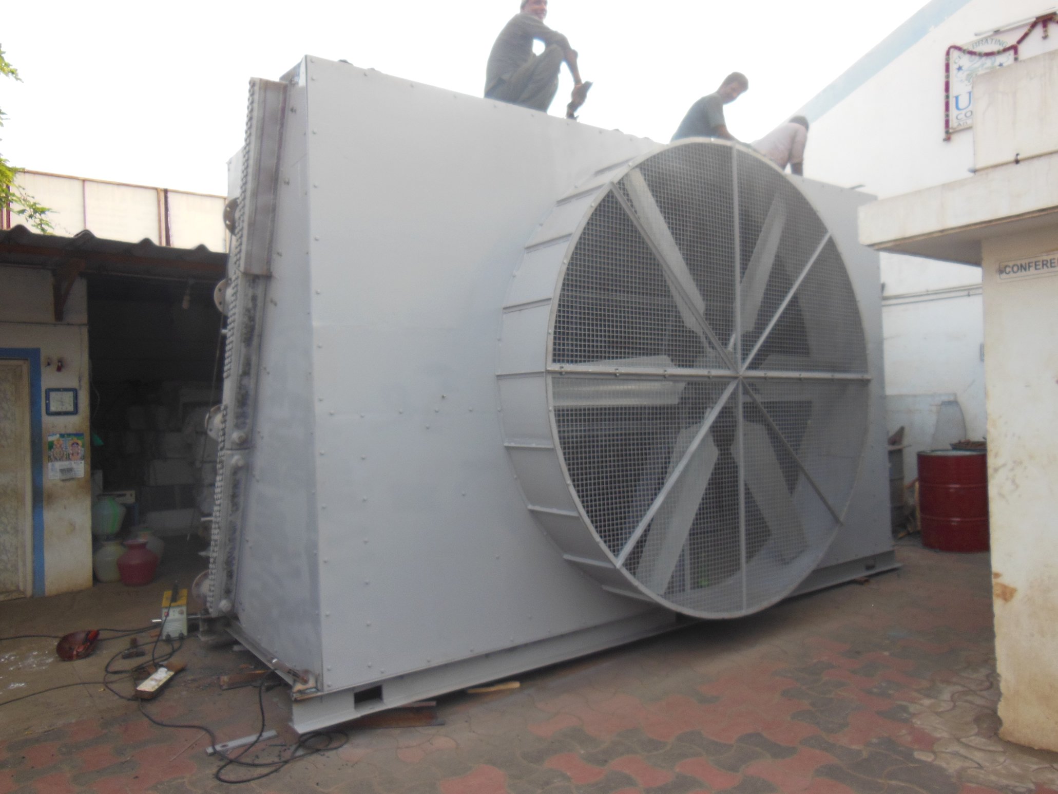 Air Cooled condenser